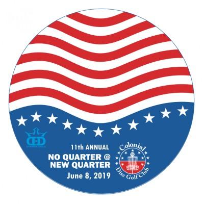 11th Annual No Quarter @ New Quarter logo