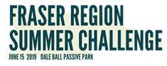 Fraser Region Summer Challenge logo