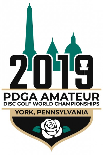 2019 PDGA Amateur Disc Golf World Championships logo