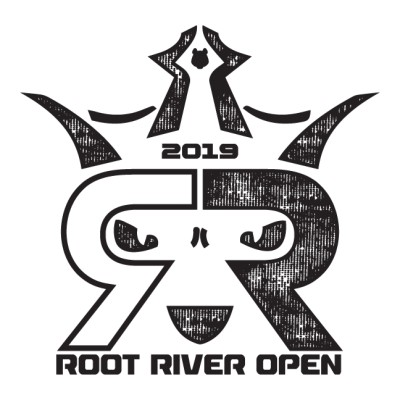 Root River Open 2019 logo