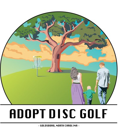 MVP Circuit Challenge sponsored by Adopt Disc Golf logo