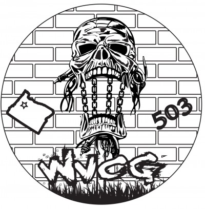 WV Chain Gang Weekly 003 Sponsored by Dynamic Discs logo