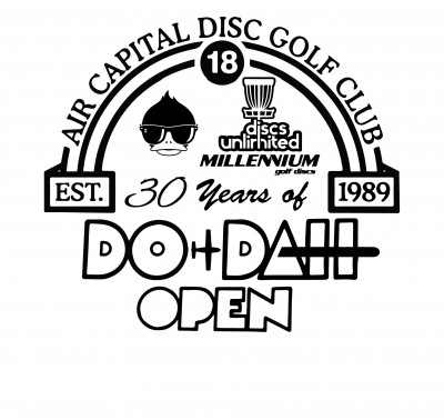 30th Annual DooDah Open powered by Millennium and Discs Unlimited logo