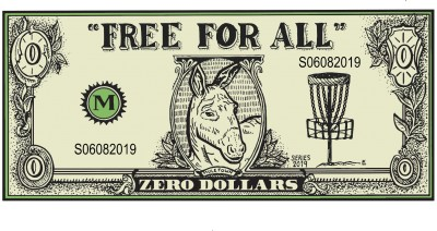 Muletown FREE For All logo