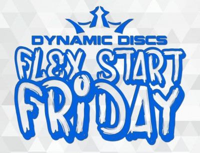 Flex Start Friday Ames presented by Latitude 64 logo