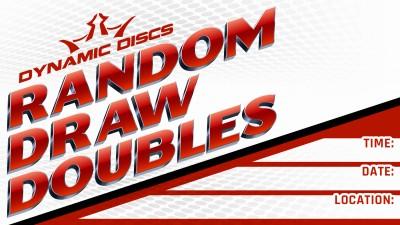 Crystal Cove Random Draw Doubles presented by Latitude 64 logo