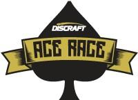 "Taylor Park Disc Golf Club 2019 Discraft Ace Race ""Super Event"" logo"