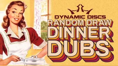 Random Draw Dinner Dubs Gillette presented by Latitude 64 logo