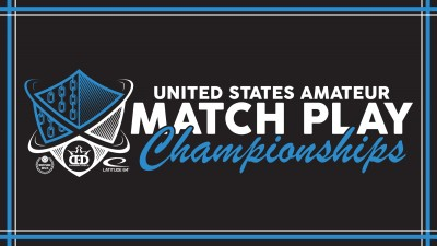 United States Amateur Match Play Championships Bonus B-Tier presented by Dynamic Discs (September 2019) logo