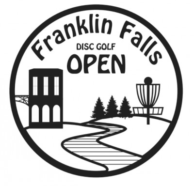 Amoskeag Beverages Franklin Falls Open 2019 presented by Keeler Family Realtors logo
