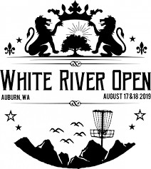 White River Open Presented by The Evergreen Market / Driven by INNOVA logo