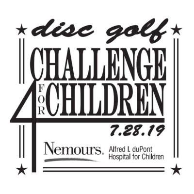 Disc Golf Challenge for Children - Nemour's Charity Tournament - Driven by INNOVA logo