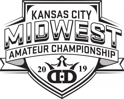 2019 Midwest Amateur Championship presented by Dynamic Discs logo