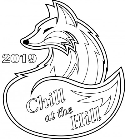 2019 Chill at the Hill presented by Truly Unique Disc Golf logo