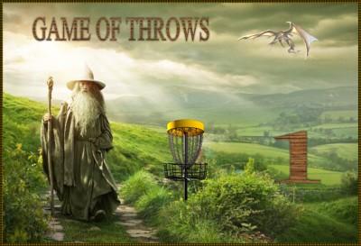 Game of Throws logo