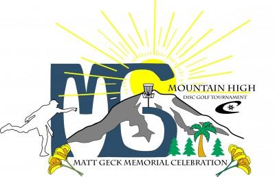 Matt Geck Memorial-Mountain High Disc Golf Tournament Powered By Innova Discs logo