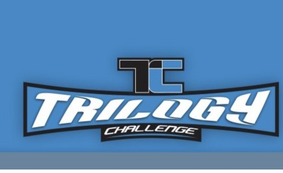 The 2019 Trilogy Challenge Extravaganza at Lakeview Park hosted by Lucky Shot Disc Golf logo