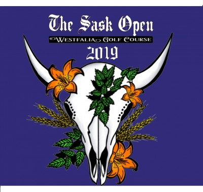 The Sask Open logo