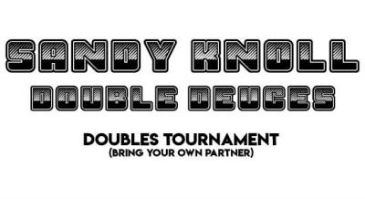 Sandy Knoll Double Deuces - Bring Your Own Partner Doubles logo