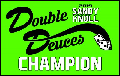 Sandy Knoll Double Deuces - Bring Your Own Partner Doubles logo