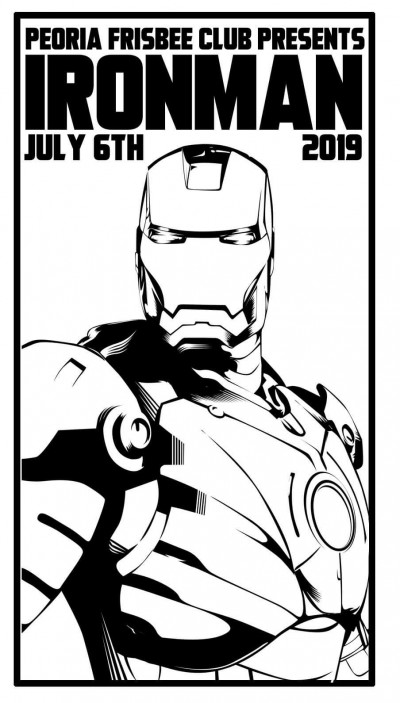 2019 PFC Ironman logo