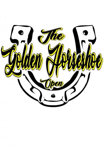 The Golden Horseshoe Open logo