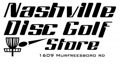 Salute at the VA Ignited by Nashville Disc Golf Store logo