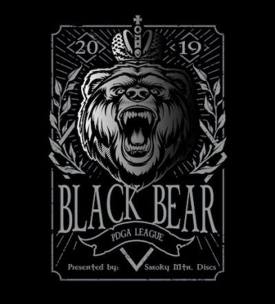 Black Bear PDGA League - Season 2, Week 1 - Presented by Smoky Mountain Discs logo