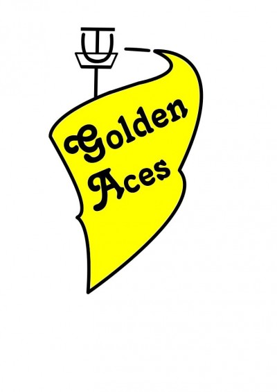 Golden Aces Hurricane Throwdown Powered by Innova logo
