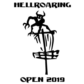 The Hellroaring Open logo