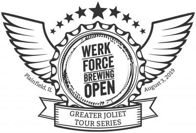 Werkforce Brewing Open -GJTS logo