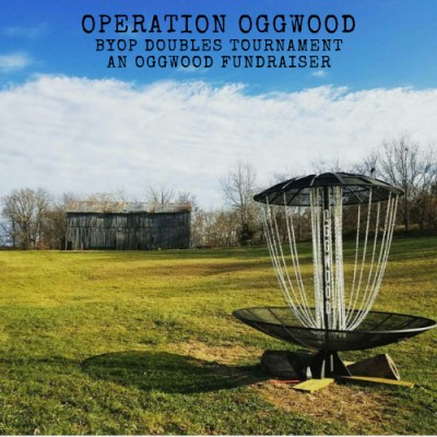 Operation Oggwood (An Oggwood Fundraiser) BYOP Doubles Ignited by Nashville Disc Golf Store logo