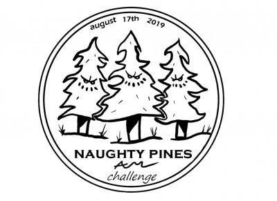 Naughty Pines Am Challenge logo