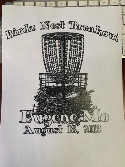 Birdz Nest Breakout logo