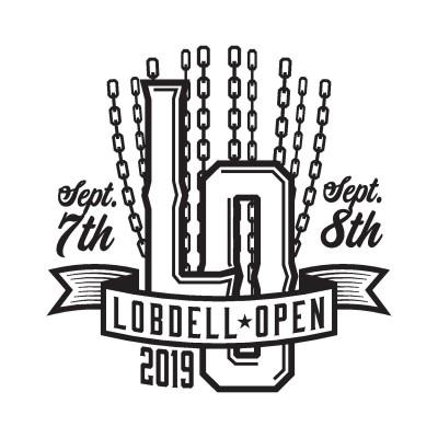 Lobdell Open (MPO, FPO, MA2, FA1, FA2, FA3, FA4, All Juniors) Sponsored by Latitude 64 logo