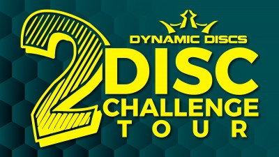 3 Disc Challenge presented by Latitude 64 logo