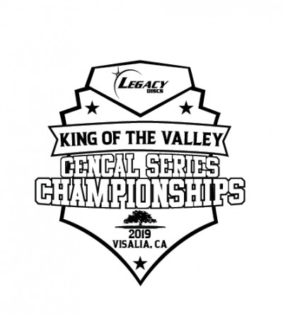 CenCal Series Championships / King of the Valley - Presented by Legacy Discs logo