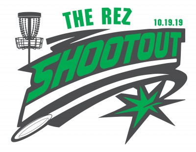 The Rez Shootout - OTDG #3 logo