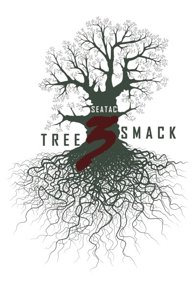 SeaTac Tree Smack 3 (AM, No MA1) logo