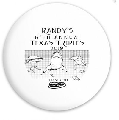 Randy's Texas Triples logo