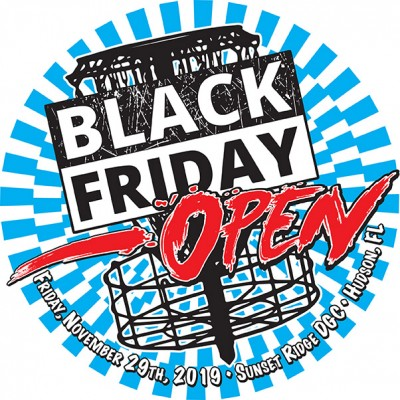 Sun King presents Black Friday Open 2020 logo