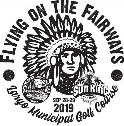 Sun King presents Flying On The Fairways logo