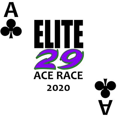 Elite29 Ace of Clubs Ace Race 2020 logo