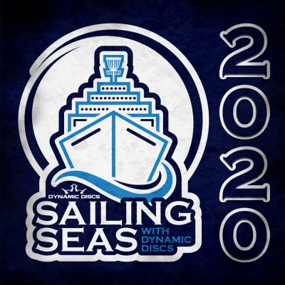 Sailing the Seas with Dynamic Discs logo