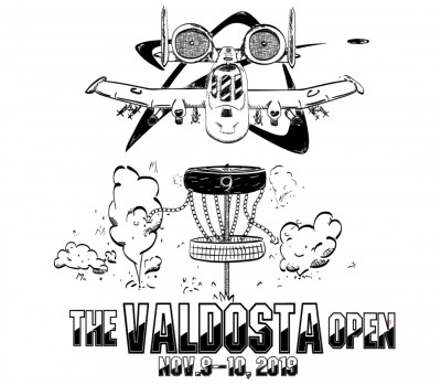 The 9th Annual Valdosta Open Powered By Prodigy logo