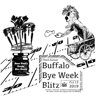 3rd Annual Buffalo Bye Week Blitz logo