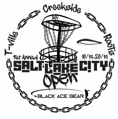 The 1st Annual SLC Open - Powered By Black Ace Gear logo