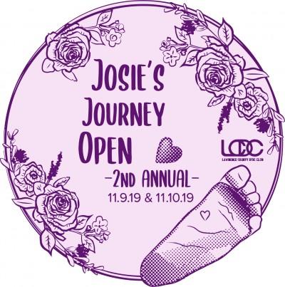 Josie's Journey Open logo