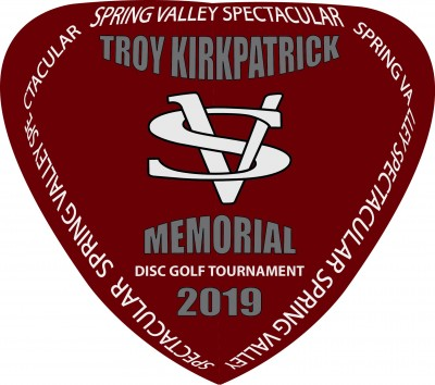 Spring Valley Spectacular Troy Kirkpatrick Memorial logo