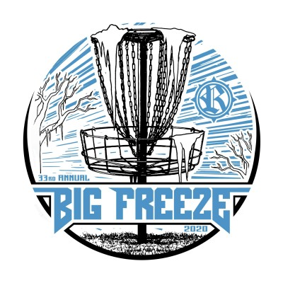 33rd Annual Big Freeze Doubles Event Adv/Am/Mixed Day logo